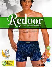 Трусы-боксеры мужские с рисунком Redoor 9017 хлопок+бамбук ТМБ-1811515