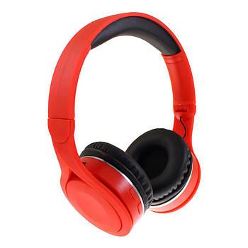 Наушники беспроводные Gorsun GS-E90 Bluetooth red