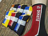 Носки мужские высокие деми UYUT men cotton socks хлопок 39-42р.BURNING UP ассорти 20007669, фото 4