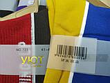 Носки мужские высокие деми UYUT men cotton socks хлопок 39-42р.BURNING UP ассорти 20007669, фото 5
