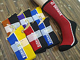 Носки мужские высокие деми UYUT men cotton socks хлопок 39-42р.BURNING UP ассорти 20007669, фото 6