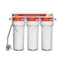 Фільтр для очищення води Бриз ЕТАЛОН-Оптима (під мийку)