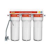 Фільтр для очищення води Бриз ЕТАЛОН-Стандарт (під мийку)