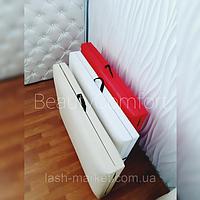 Кушетка косметологическая для наращивания ресниц татуажа стол для массажа Бюджетная №2