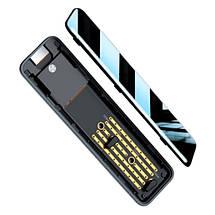 Корпус для SSD-диска Baseus Full Speed Series SSD Enclosure CAYPH-EOG (Темно-серый), фото 2