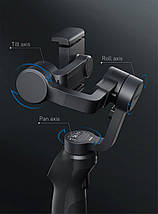 Стедікам для телефону і екшн-камери Baseus Control Smartphone Handheld Gimbal SUYT-0G (Чорний), фото 3