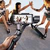 Стедікам для телефону і екшн-камери Baseus Control Smartphone Handheld Gimbal SUYT-0G (Чорний), фото 2