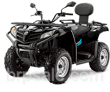 Квадроцикл CFMOTO CFORCE 450 чорний 2020