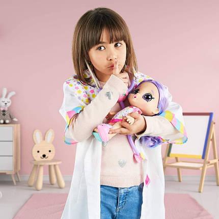 Интерактивная кукла Кинди Кидс Рейнбоу Кейт Kindi Kids Snack Time Friends Shiver and Shake Rainbow Kate, фото 2
