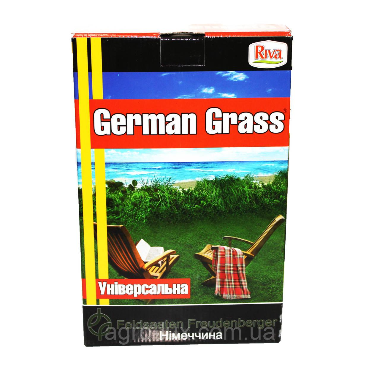 Трава газонная German Grass универсальная 1 кг