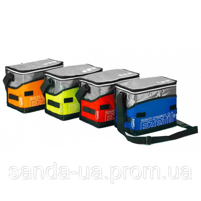 Изотермическая сумка КС Extreme 16 л (красная, зелёная, оранжевая, голубая)