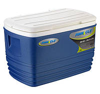 Изотермический контейнер Eskimo 34,5л синий и крассный