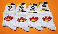 Носки с приколами демисезонные Rock'n'socks 444-09 Украина one size (37-44р) НМД-0510512