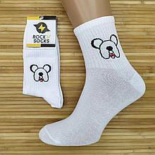 Носки с приколами демисезонные Rock'n'socks 444-64 Украина one size (37-44р) НМД-0510516