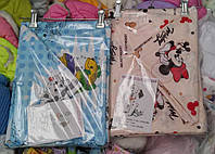 Постельное на детскую кроватку ткань: бязь