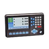 3 оси TTL 5 вольт LCD дисплей  устройство цифровой индикации D80М-3, фото 8