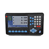 3 оси TTL 5 вольт LCD дисплей  устройство цифровой индикации D80М-3, фото 9