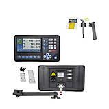 3 оси TTL 5 вольт LCD дисплей  устройство цифровой индикации D80М-3, фото 7