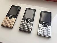 Кнопочный телефон Samsung D3! На две сим карты! Три цвета! отправка!