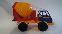Детская машина Бетономешалка,310x230x135 мм.Машинка игрушечная Бетономешалка для мальчика.Автомобиль Бетономеш