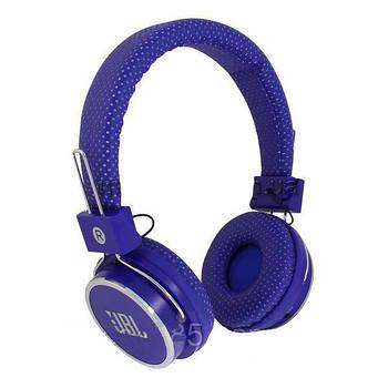 Наушники беспроводные Bluetooth J B L B05 blue