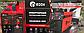 Инверторный сварочный полуавтомат Edon Smart Mig-290, фото 3