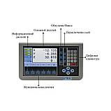 3 оси TTL 5 вольт LCD дисплей  устройство цифровой индикации D80М-3, фото 5