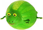 Игрушка-тянучка антистресс Лягушка надувная Animal World W6328-265, фото 2