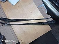 Щеткодержатель дворники стеклоочистители Opel Zafira A, Опель Зафира А. 90582558, 90582557.