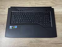 """Топкейс в сборе с клавиатурой для ноутбука 17.3"""" Asus Rog GL703V"""