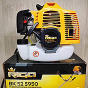 Бензинова коса RIGA BK 52-5950 ( мотокоса бензокоса, фото 2