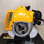 Бензинова коса RIGA BK 52-5950 ( мотокоса бензокоса, фото 3