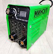 Сварочный аппарат  Минск  MCA 345 + болгарка 125 круг, фото 3