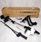 Штанга с редуктором и винтом для лодочного подвесного мотора Vorskla ПМЗ 52-2, фото 2
