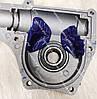 Насадка культиватор рыхлитель для мотокосы 26 мм штанга (вал 9 шлицов) на подшибниках, фото 5