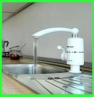 Проточный водонагреватель Delimano Water Heater, мгновенный нагреватель воды Делимано, мини бойлер кран