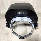 Маска сварочная хамелеон Forte МС-1000 автоматическая, фото 3