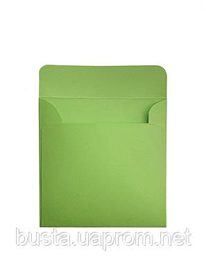 Конверт скл салатовый 145х145 120гр, фото 2