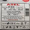 Духовка электрическая Асель 40 литров электродуховка Asel, фото 5
