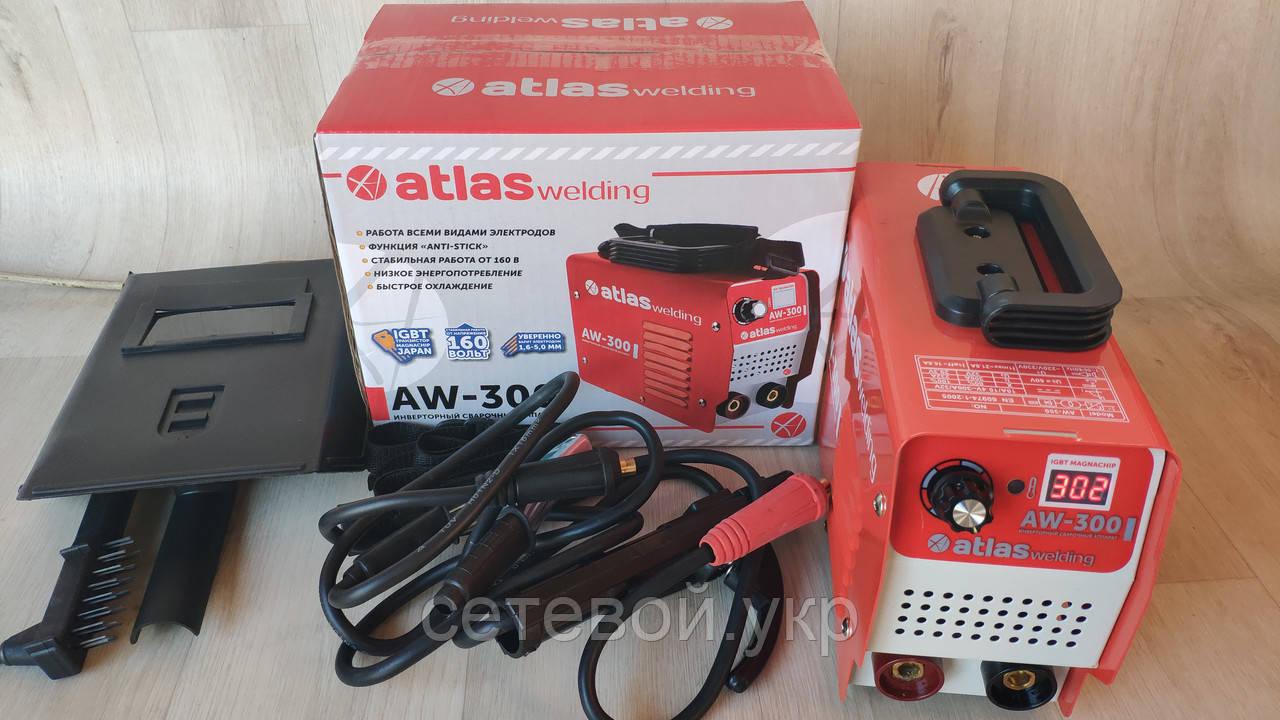 Сварочный аппарат Atlas welding AW-300