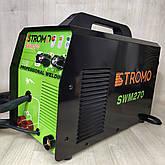Зварювальний напівавтомат STROMO SWM270 (2 в 1, інверторний), фото 2