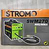 Зварювальний напівавтомат STROMO SWM270 (2 в 1, інверторний), фото 3