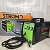 Зварювальний напівавтомат STROMO SWM270 (2 в 1, інверторний), фото 4