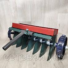 Сівалка ручна модульна для висіву дрібнонасіннєвих культур (7-рядна)