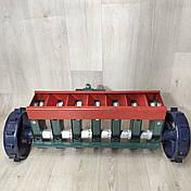Сеялка ручная модульная для посева мелкосемянных  культур (7-рядная), фото 2