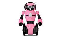 2722481147224 Робот на радиоуправлении WL Toys F1 с гиростабилизацией (розовый)