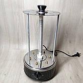 Электрошашлычница Помічниця-6 шампурів з таймером, фото 3