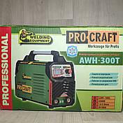 Сварочный аппарат Procraft AWH-300Т + МАСКА ХАМЕЛЕОН, фото 3