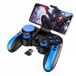 Беспроводной Геймпад IPEGA PG-9090 Blue Elf Джойстик Bluetooth для PC iOS Android Smart TV (с адаптером)