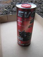 Масло полусентетическое 2 х тактное EVO MOTO 2T RACING (RED) 1L